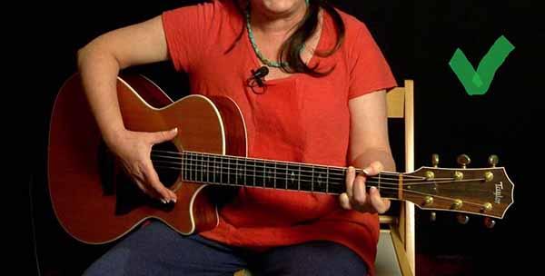 hướng dẫn học đàn guitar cơ bản 2