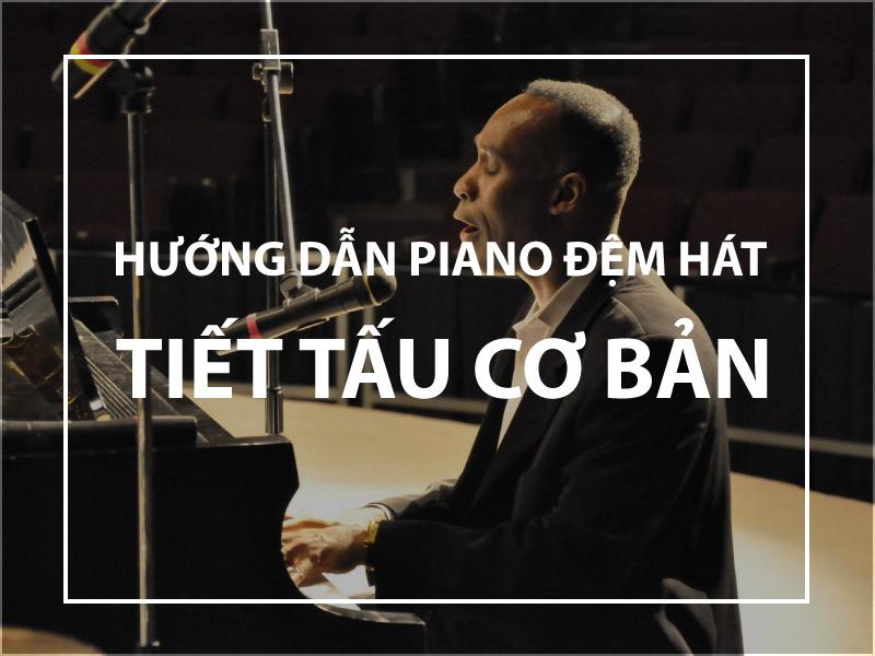 học piano đệm hát