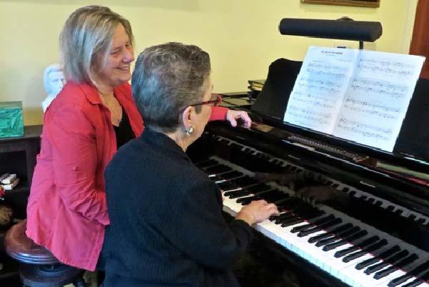 lớp học piano cho người lớn ở hà nội