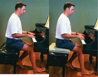 ví dụ 1 về tư thế ngồi