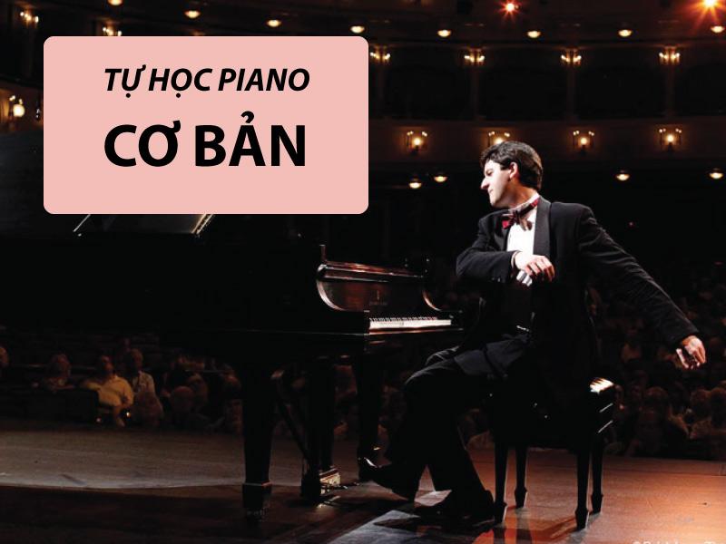 tự học piano cơ bản